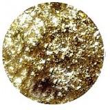 Ice glitter Gold