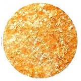 Ice glitter Oranz
