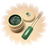 Glittergeel  Roheline