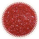 Glitter Metallik-Roosa
