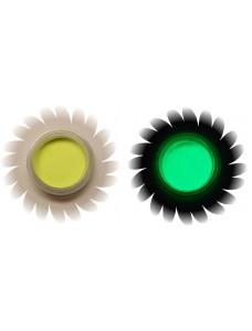 Kollane pimedas helendav pigment