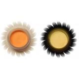 Oranz pimedas helendav pigment