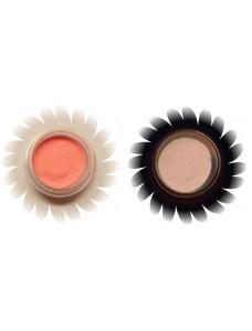 Roosa pimedas helendav pigment
