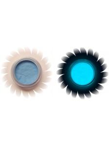 Sinine pimedas helendav pigment