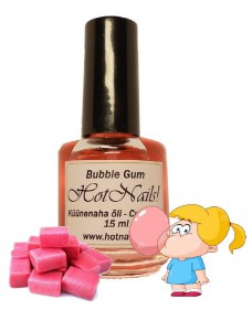 Küüneõli Bubble Gum