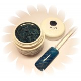 UV Magnetic 3D Effect Gel - Blue