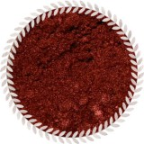 Metallic  Bordot Red pigment
