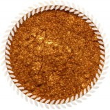 Bright Golden-Bronze pigment