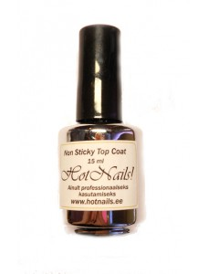 UV Non Sticky Top Coat 15 ml