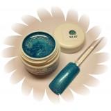UV värvigeel Shimmering Türkiis