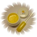 UV värvigeel Shimmering Yellow
