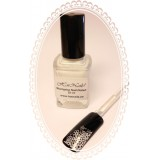 Stamping Special Nail Polish White