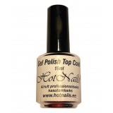 Gel Polish Base and Top Coat 15 ml