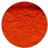 Velvet-pulber Oranz
